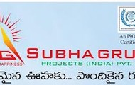 Real Estate in Hyderabad, Plot in Hyderabad - Subhagruha Projects India Pvt. Ltd