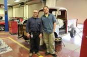 BCIT Student Spotlight: Jacob Emig - Automotive Collision Repair Technology