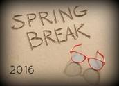 Spring Break Holiday Care Parent Sign-Up Deadline