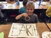 Klataske's kids make the day with art