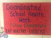 Thanks Coach for organizing after school yoga for Pillow teachers today!
