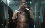 Ned kelly armor.