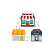 Shop from a multiple store