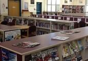 New Palestine High School Library Media Center
