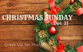 Christmas Sunday