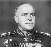 General Zhukov