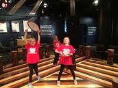 Fun at the drum circle