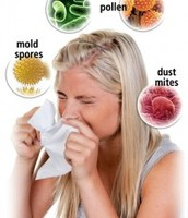 Mold and Pollen