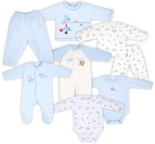What kind of clothes will your baby need and why is it important to have these