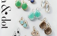Earrings can spruce it all up!
