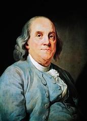 Benjamin Franklin childhood