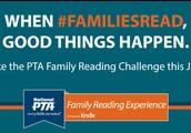 PTA Family Reading Challenge