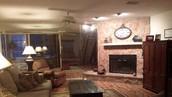 Living room AFTER Bella Casa Staging