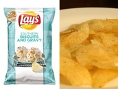 Southern Biscuit and Gravy Flavored Chips