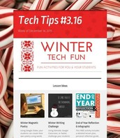 Winter Tech Fun