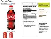 Coke Bottle info