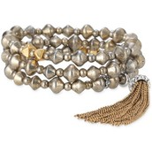 Milana Tassel Bracelet (3 bracelets, 1 removable tassel)