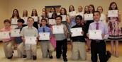 Oak Grove Honors Society