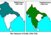 Sultanates- india