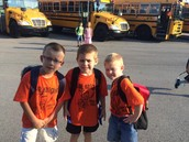 Bus Safety Day. #Classof2028