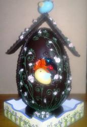 Mirá nuestros huevos de Pascua!!!