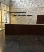 Front Entryway and Welcome Desk