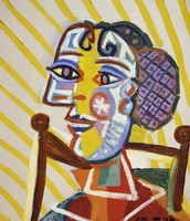 A painting by Picasso