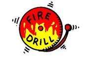 December 16- Fire Drill