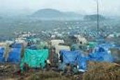Tutsi Refugee camps