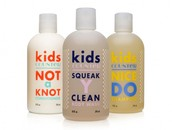 Kids Shampoo, Conditioner and Body Wash