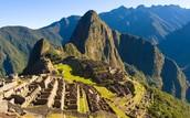 A View of the Magnificent Machu Picchu