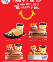 """The """"Happy"""" Meal"""