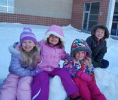 Snowy Recess Day