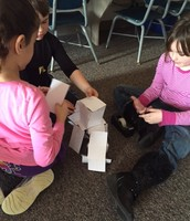 First Graders - Collaboration/Problem Solving