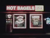 Hot Bagels!