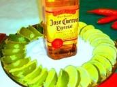 COMBO Jose Cuervo R$ 90.00