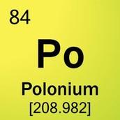 Polonium Uses