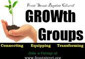 Front Street Baptist Church GROW Ministry