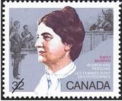 Emily Murphy Stamp
