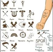 Jason's Tattoos