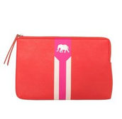 Capri Pouch - Hot Pink