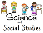 Science and Social Studies Resources
