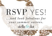 Join me for an evening of Sips & Style to debut Stella & Dot's Brand New Collection!