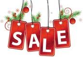 St. Rita Spirit Shop Christmas Sale