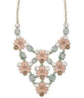 SOLD !!!!!!!!!!!                Fleurette Necklace