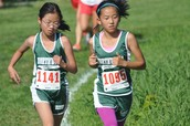 Great Weather for Cross Country Runners