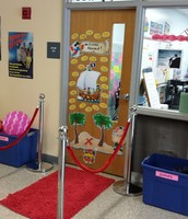 Mrs. Jones students got the red carpet treatment