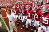 We are Alabama football!