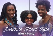 Essence Street Style Awards