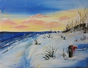 *NEW* Winter Beach